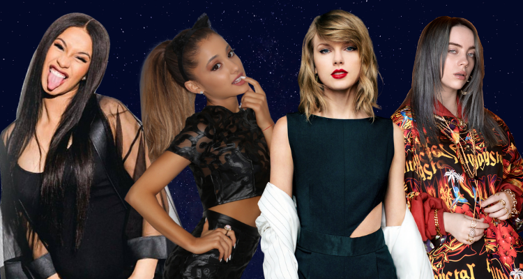 Will Ariana go Grande or will Taylor be Swift at winning at VMAs ?