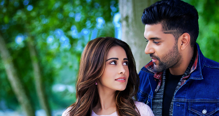 Guru Randhawa and Nushrat Bharucha come together for Ishq Tera