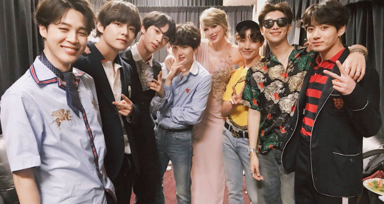 SHOCKING: BTS, Taylor Swift, Ariana Grande have most fake followers across social media