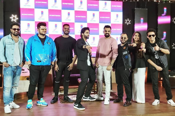 Jackky Bhagnani reveals artist roster of his just-launched record label Jjust Music