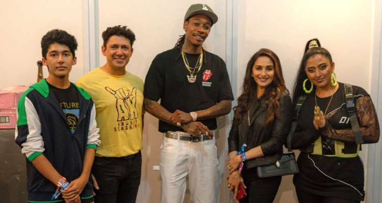Did Wiz Khalifa wow the crowds in Mumbai, Delhi?