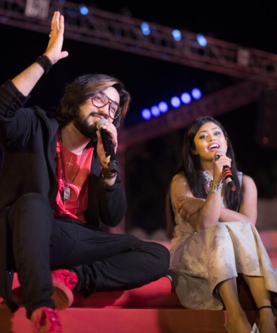 Sachet-Parampara on Bekhayali's success