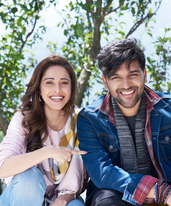 Guru keeps romance real in Ishq Tera