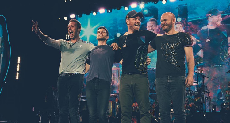 New Coldplay double album coming!