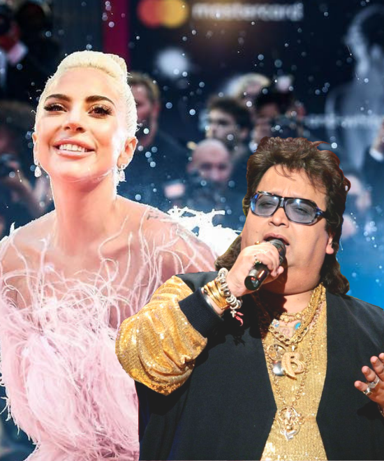 Lady Gaga, Bappi da to collaborate?