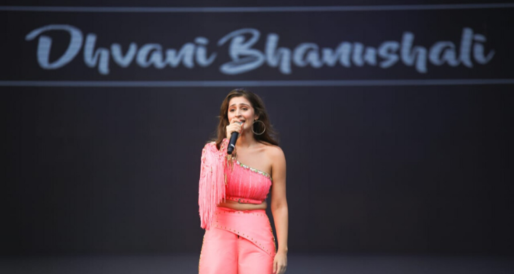 Dhvani Bhanushali: The opening act at the OnePlus Music Festival nobody saw coming