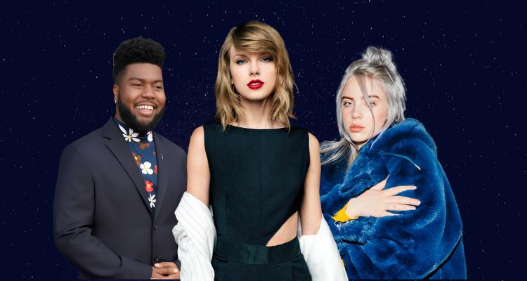 Taylor Swift, Khalid, Billie Eilish win big at the American Music Awards 2019
