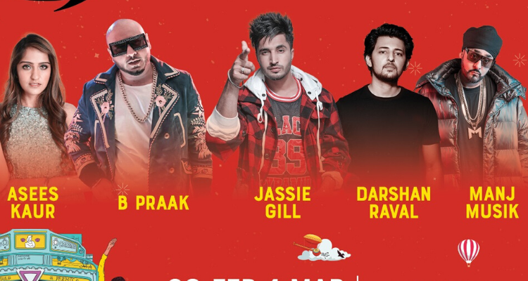 Pune to get a Punjabi Music Festival in Gaana Crossblade!