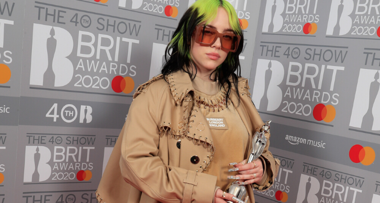 All About This Year's BRITs Awards