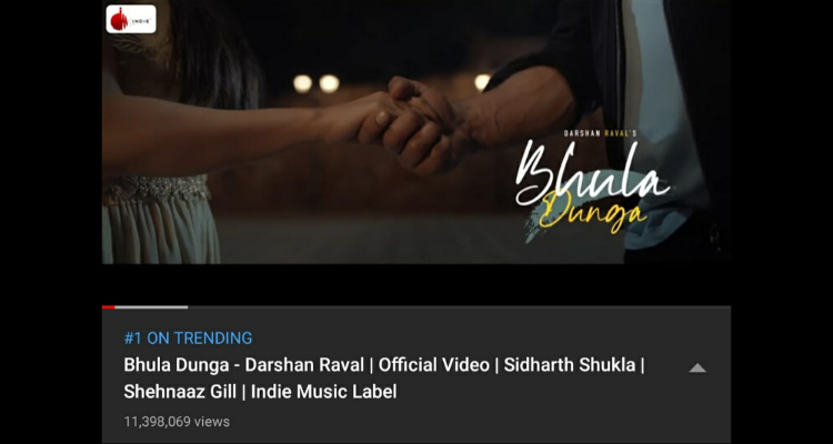 A Darshaner reviews BHULA DUNGA: If heartbreak had a voice, it would sound like Darshan does in this song