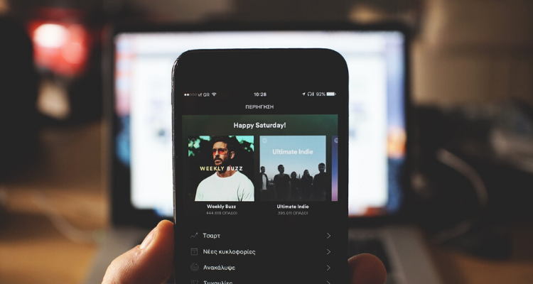 Social distancing changes Spotify streaming habits