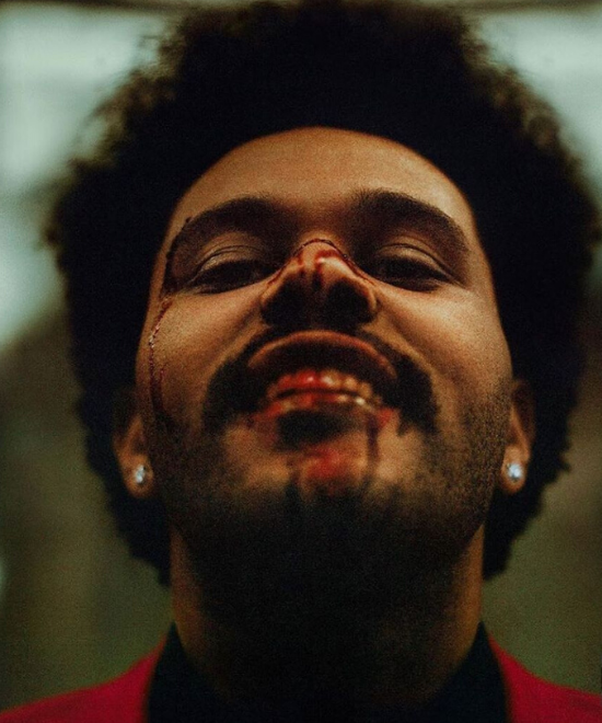 The Weeknd had a global listening party!