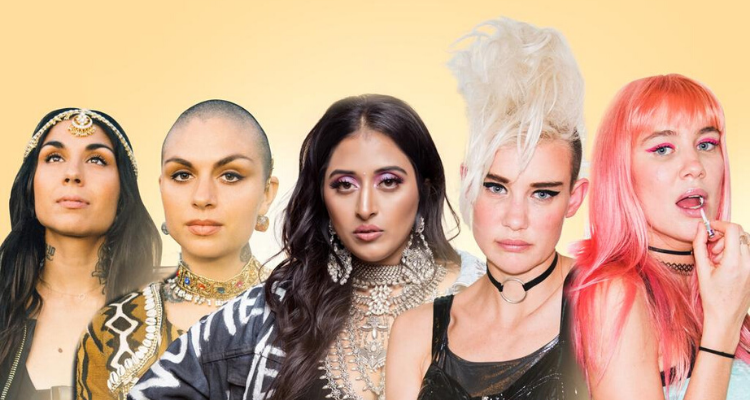 'Embrace your inner GODDESS', say Raja Kumari, Krewella and NERVO with new collaboration