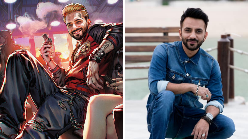 DJ-actor Ali Merchant gets reimagined with a Pawar-ful makeover
