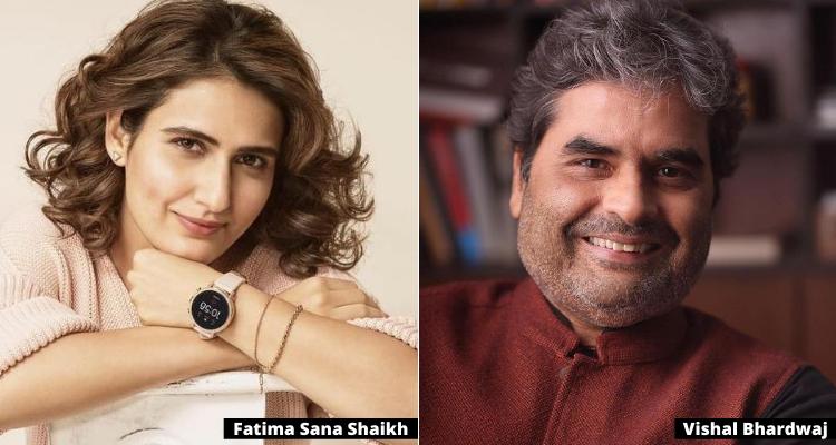 Fatima Sana Shaikh makes directorial debut