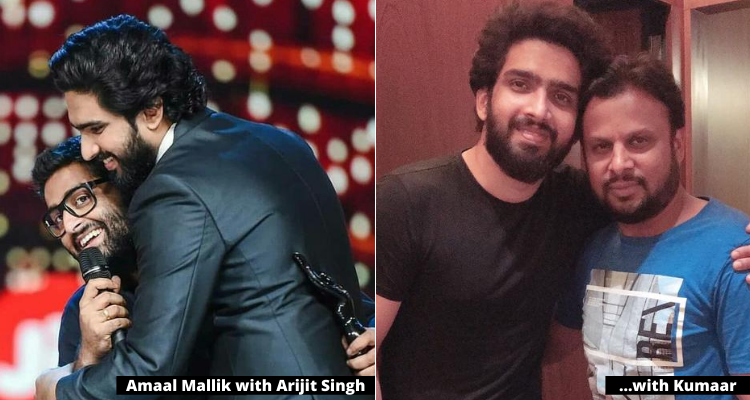 Amaal Mallik: 'Arijit, Kumaar and me… it's a very blessed combination'