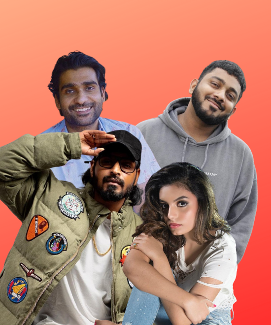 Most Streamed Indian Indie Artists!