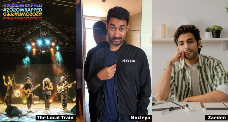 The most streamed Indian Indie artists on Spotify? There are a few surprises…