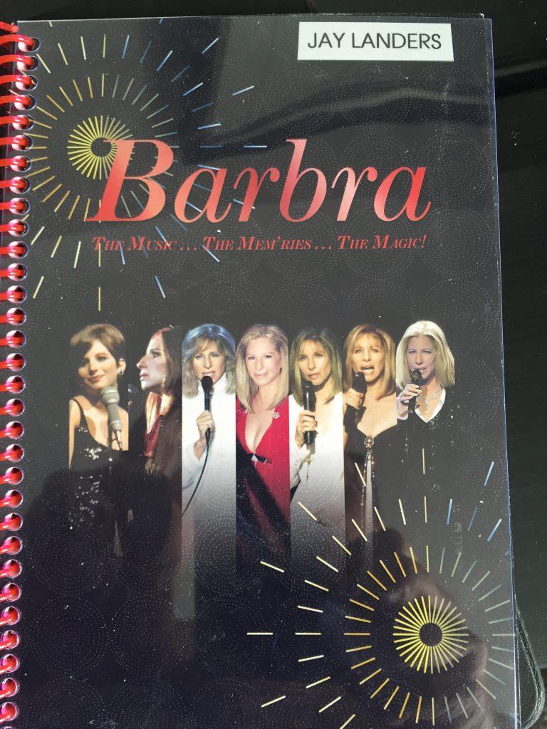 staff tour booklet