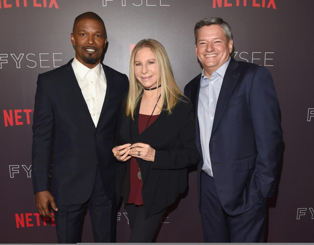 Netflix FYSEE Event in Los Angeles. June 10.