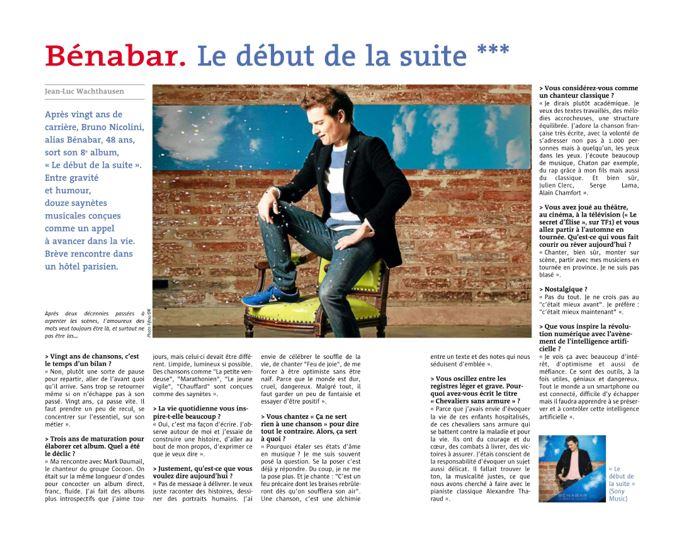 « Le Début de la Suite » : la revue de presse.