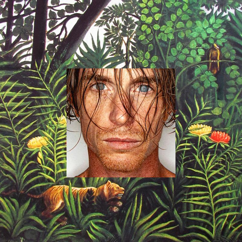 Album paradis artwork Ben mazué