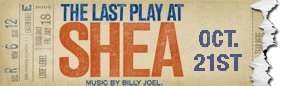 Buy Tickets To See The Last Play At Shea