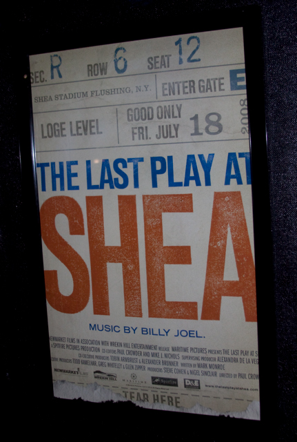 The Last Play At Shea Movie Poster