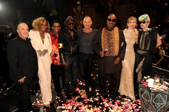 Sting Birthday All-Star Concert