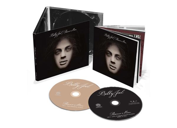 Billy Joel - Piano Man (Legacy Edition)