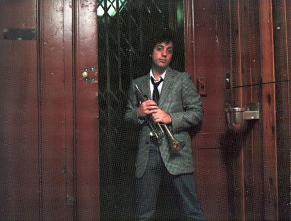 Billy Joel 52nd Street photo shoot