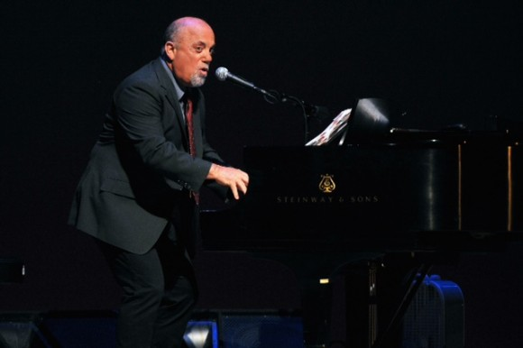 Billy Joel at Frank Sinatra School of the Arts