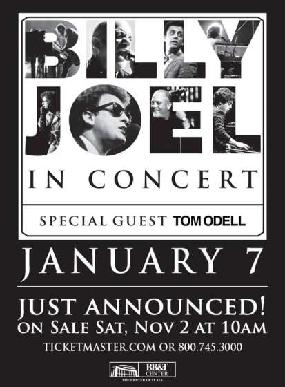 Billy Joel In Concert January 7