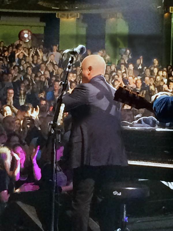 Billy Joel in London - November 5, 2013
