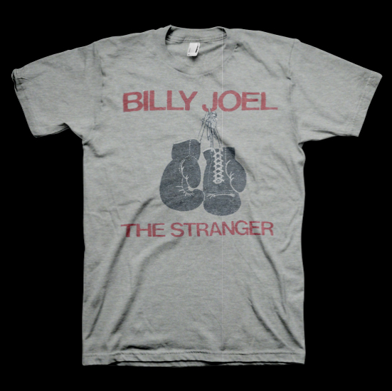 Billy Joel Stranger T-Shirt