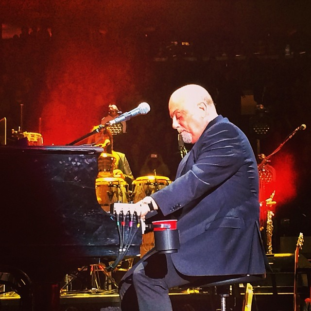 concert madison square garden. Billy Joel At Madison Square Garden - January 27, 2014 Concert C
