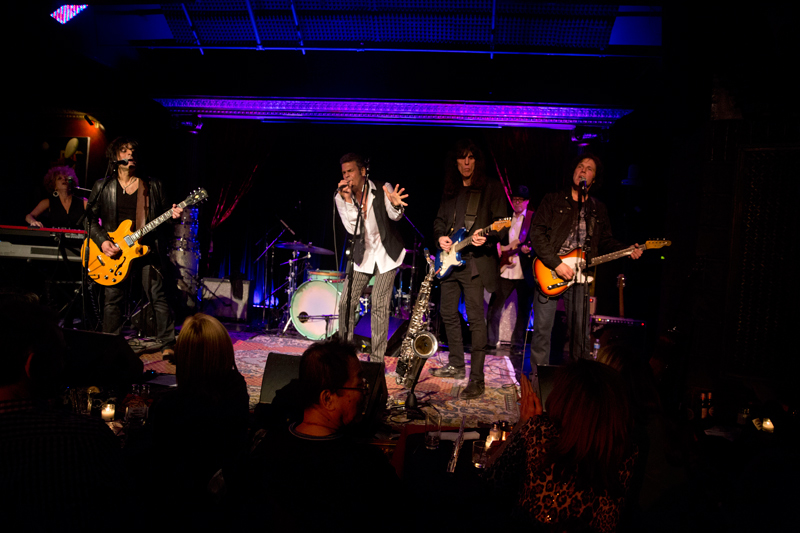 Mark Rivera Live At The Cutting Room - Exclusive Photos - Billy ...