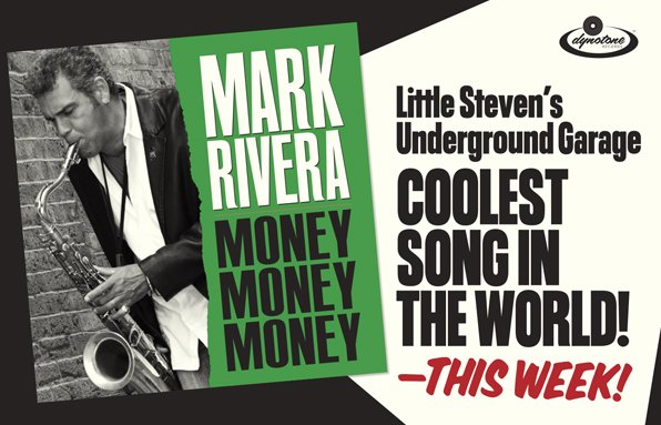Mark Rivera - Money, Money, Money