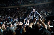 Billy Joel Concert At Madison Square Garden New York, NY – April 18, 2014