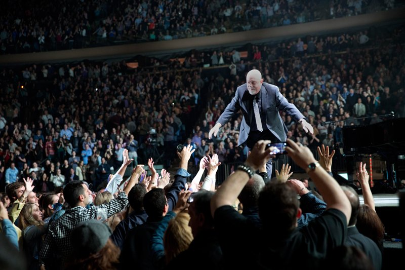 Billy Joel at Madison Square Garden April 18