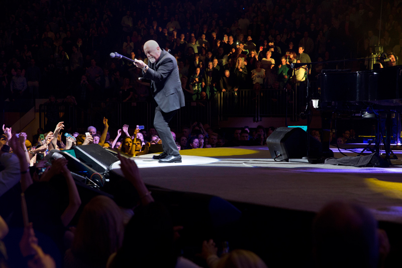 Billy Joel At Madison Square Garden April 18 Exclusive Photos