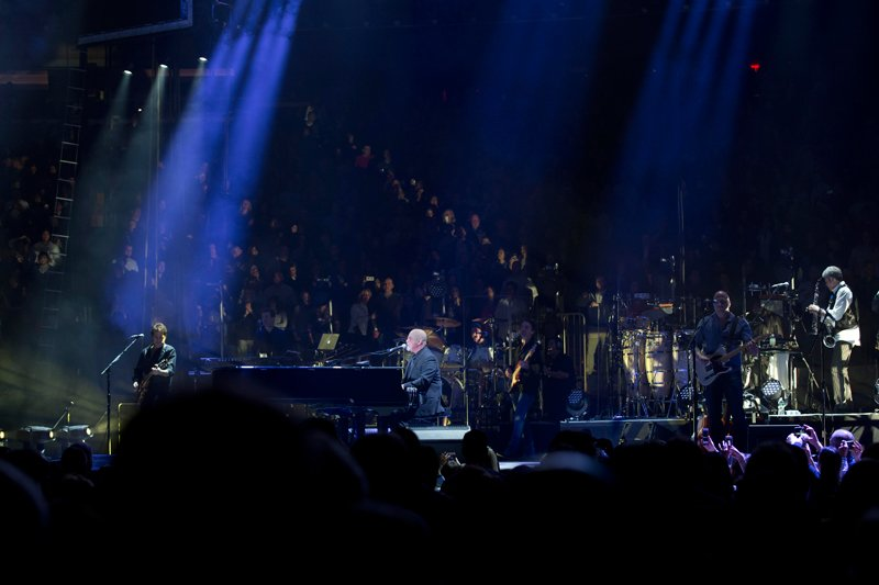 Billy Joel At Madison Square Garden April 18 Exclusive Photos Set List Concert Review