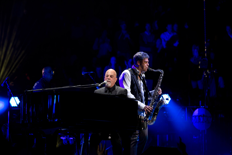 Billy Joel live at Madison Square Garden April 18, 2014