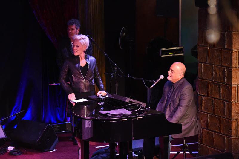 Billy Joel and Pi!nk