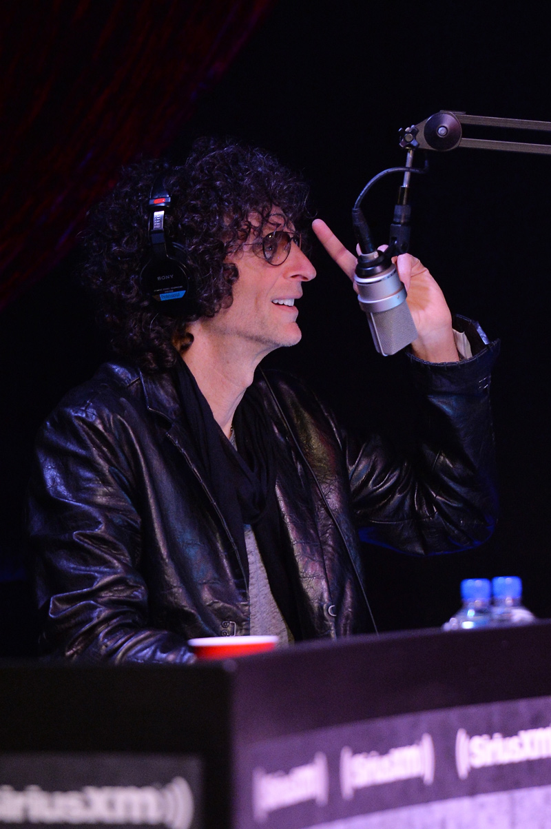 Howard Stern at SiriusXM Town Hall April 28, 2014