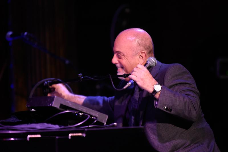 Billy Joel at SiriusXM Town Hall April 28, 2014