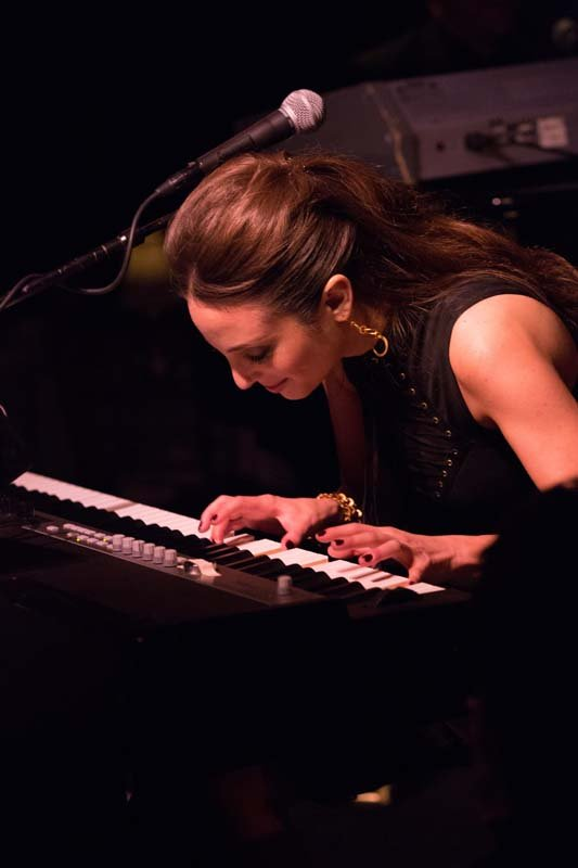 Alexa Ray Joel at Cafe Carlyle June 24