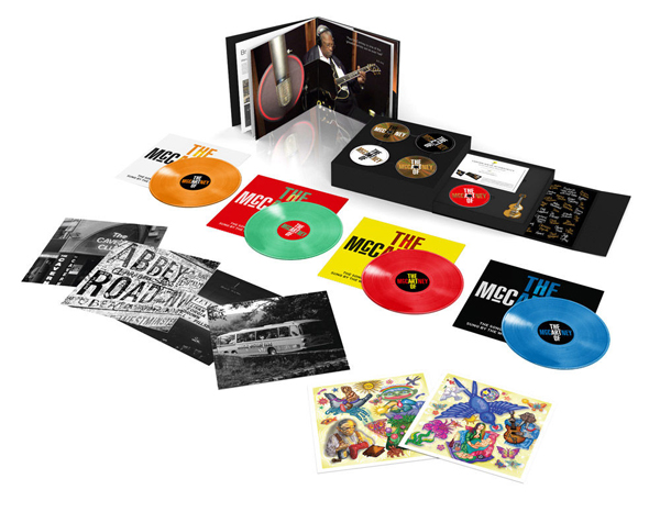 The Art Of Paul McCartney Deluxe Box Set