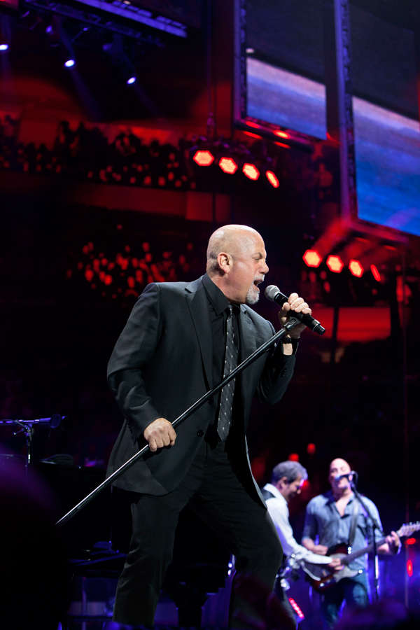 Billy joel adds 15th show at madison square garden on monday march 9 2015 due to overwhelming for Billy joel madison square garden march 3