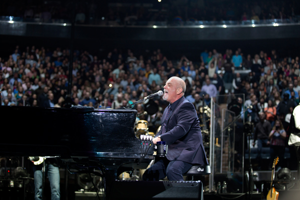 Billy Joel To Tie Record Of Most Performances Ever At Madison Square Garden With 64th Show June